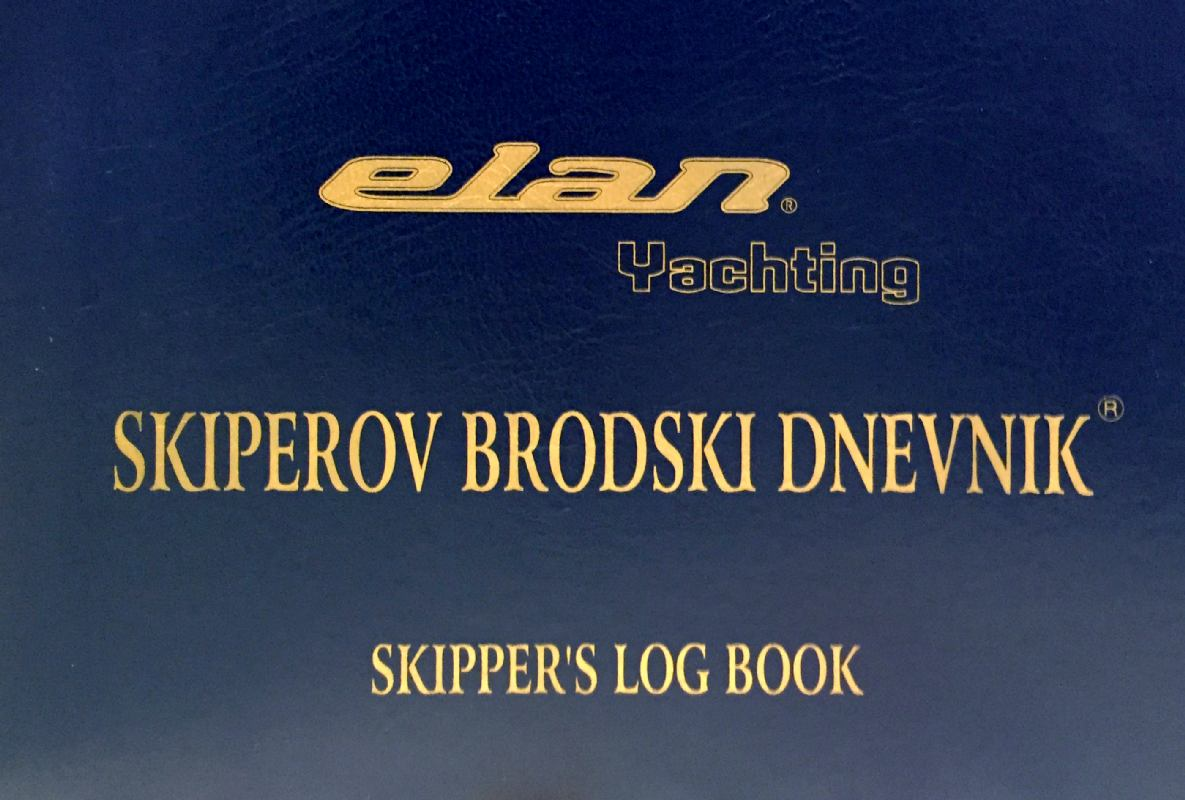 Skipper's log book