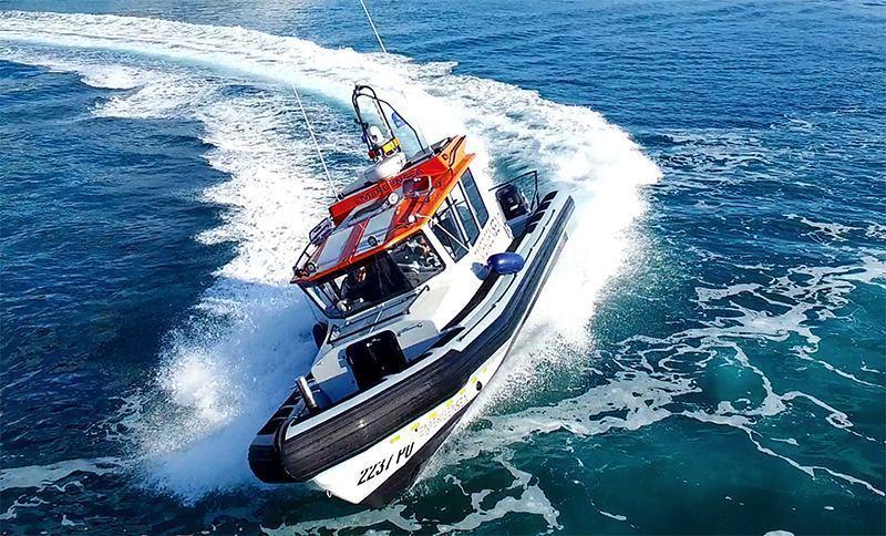 Help at Sea